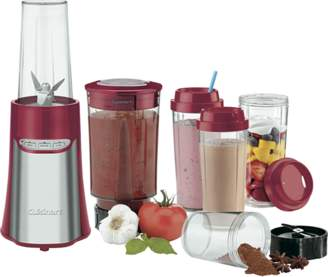 Cuisinart Precision 7-Piece Compact Blender & Chopping System, Red