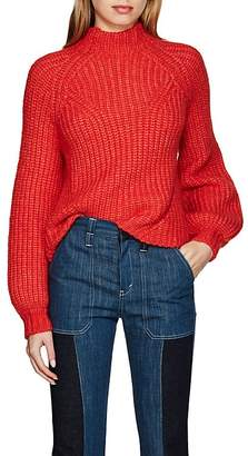 Ulla Johnson Women's Micha Rib-Knit Alpaca-Blend Sweater