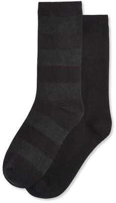 Joe Fresh Women's 2 Pack Sheer Socks