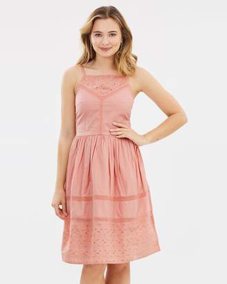 Dorothy Perkins Lace Insert Dress