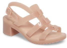 Mini Melissa 'Flox' Sandal