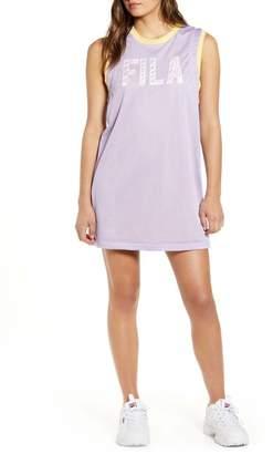 Fila USA Candella Jersey Minidress