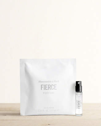 Abercrombie & Fitch Fierce For Her Perfume Sampler