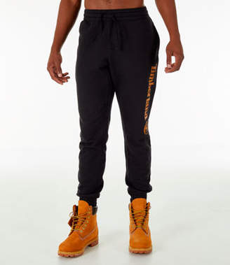 Timberland Mens Logo Jogger Pants
