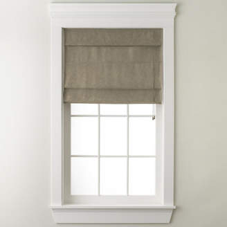 JCPenney JCP HOME HomeTM Custom Textured Roman Shade