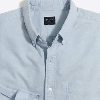J.Crew Factory Flex oxford cotton shirt