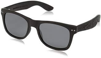 Earth Wood Cape Cod Polarized Wayfarer Sunglasses