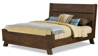 Apt2B Fairfax Platform Bed WALNUT