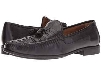 Johnston & Murphy Cresswell Woven Tassel Dress Slip-On