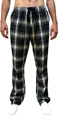 Bottoms Out Men's Striped Woven Sleep Pant