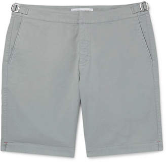 8d369cbeea Orlebar Brown Dane Cotton-Twill Shorts