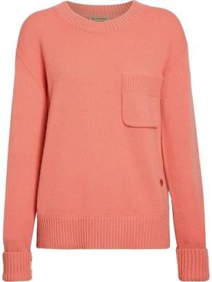 Burberry pocket sweater