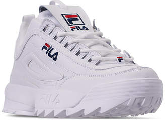 6811ee71fdd Fila Men Disruptor Ii Casual Athletic Sneakers from Finish Line