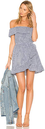 Lovers + Friends Lovers + Friends x REVOLVE Dazzling Mini in Blue $158 thestylecure.com