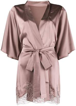 Fleur of England Whiskey short robe