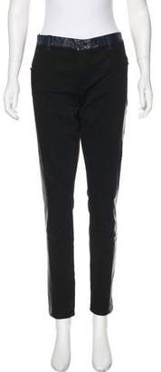 Blank NYC Skinny Mid-Rise jeans