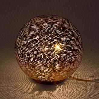 DAY Birger et Mikkelsen Izna Filisky Ball Table Lamp Silver