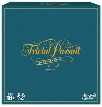 Hasbro Trivial Pursuits Trivial Pursuit Game: Classic Edition from Gaming