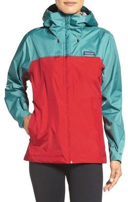 Women's Patagonia 'Torrentshell' Waterproof Jacket $129 thestylecure.com