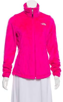 The North Face Stand-Collar Fleece Jacket