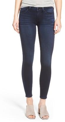 Women's Hudson Jeans Krista Super Skinny Crop Jeans $190 thestylecure.com