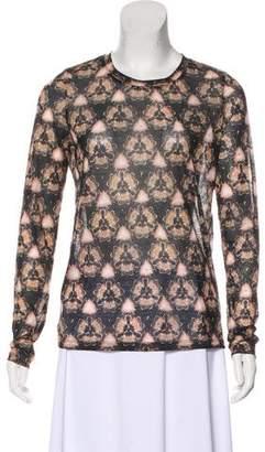 Prabal Gurung Jersey Long Sleeve Top w/ Tags