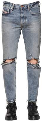 Diesel 18.5cm Mharky Destroyed Denim Jeans