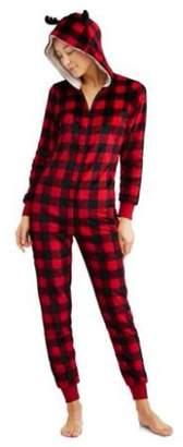 Buffalo David Bitton Family PJs Holiday Family Sleep Plaid Union Suit Pajama (Women's)