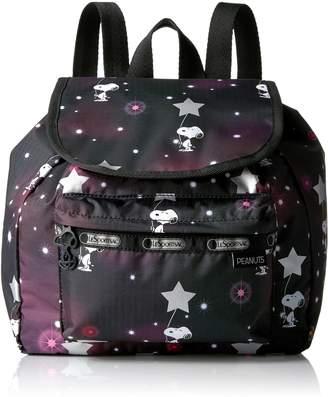 Le Sport Sac Women's Peanuts X Small Edie Backpack