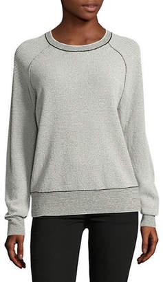 Theory Crimp-Knit Sweater