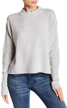Melrose and Market Cherish Mock Neck Sweater (Regular & Petite)