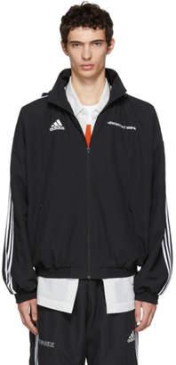 Gosha Rubchinskiy Black adidas Originals Edition Hooded Jacket