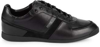 HUGO BOSS Low-Top Lace-Up Sneakers