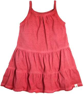 Burt's Bees Pigment Dyed Tiered Organic Kids Dress