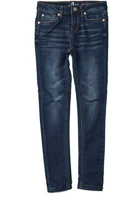 7 For All Mankind Seven 7 Girls' The Skinny Super Skinny Jean