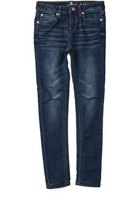 7 For All Mankind Seven 7 Girls' The Skinny Super Skinny Jean