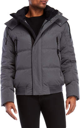 Andrew Marc Summit Hooded Down Coat