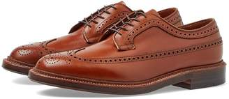 Alden Shoe Company Long Wing Brogue