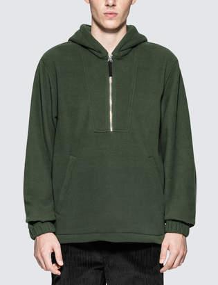 Très Bien Pop Over Fleece Jacket
