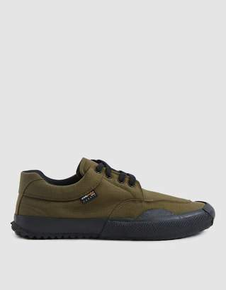 Reproduction Of Found Chinese Military Trainer in Dark Olive