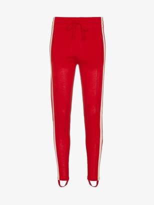 Etoile Isabel Marant Stirrup trousers with drawstring waist