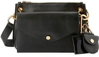 Sacai Modular Leather Pouch Shoulder Bag