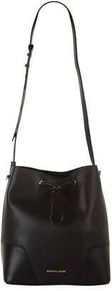 MICHAEL Michael Kors Medium Leather Cary Bucket Bag