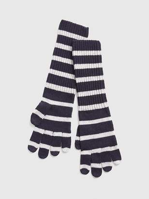 Gap Cozy Stripe Smartphone Gloves