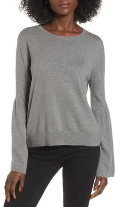 Women's Leith Bell Sleeve Sweater $59 thestylecure.com