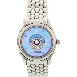 Perrelet Silver Steel Watches
