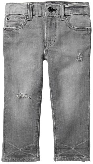Gap Destroyed skinny jeans