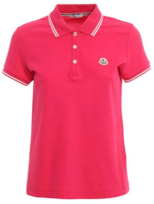 Moncler Moncler Polo Cotton
