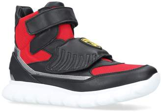 b23b417d60a1 Bumper Lambo High-Top Velcro Sneakers