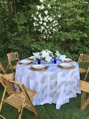 India Amory New - Jungle Leaf Dinner Napkins - Set Of 4